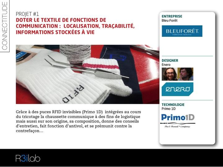La fiche du projet Primo 1D & Bleu Forêt développé dans le cadre du programme Connectitude 2015-2016.