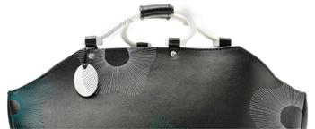 PIERRE BEYRAND & FÉLICIE BAJARD I L'opportunité de développer un axe autour du cuir pour ce chromiste très haut de gamme de la région de Limoges, et cette créatrice d'accessoires de mode.