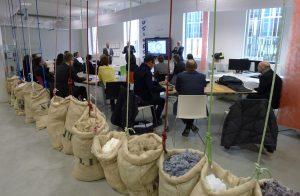 Conférence au Centre Européen des Textile Innovant à Lille-Roubaix
