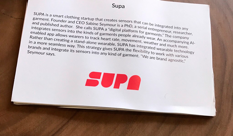 Sabine Seymour App Supa.ai