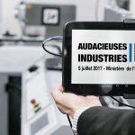 Rencontre Audacieuses Industries à Bercy.